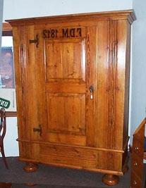 Wir restaurieren Ihre Möbel