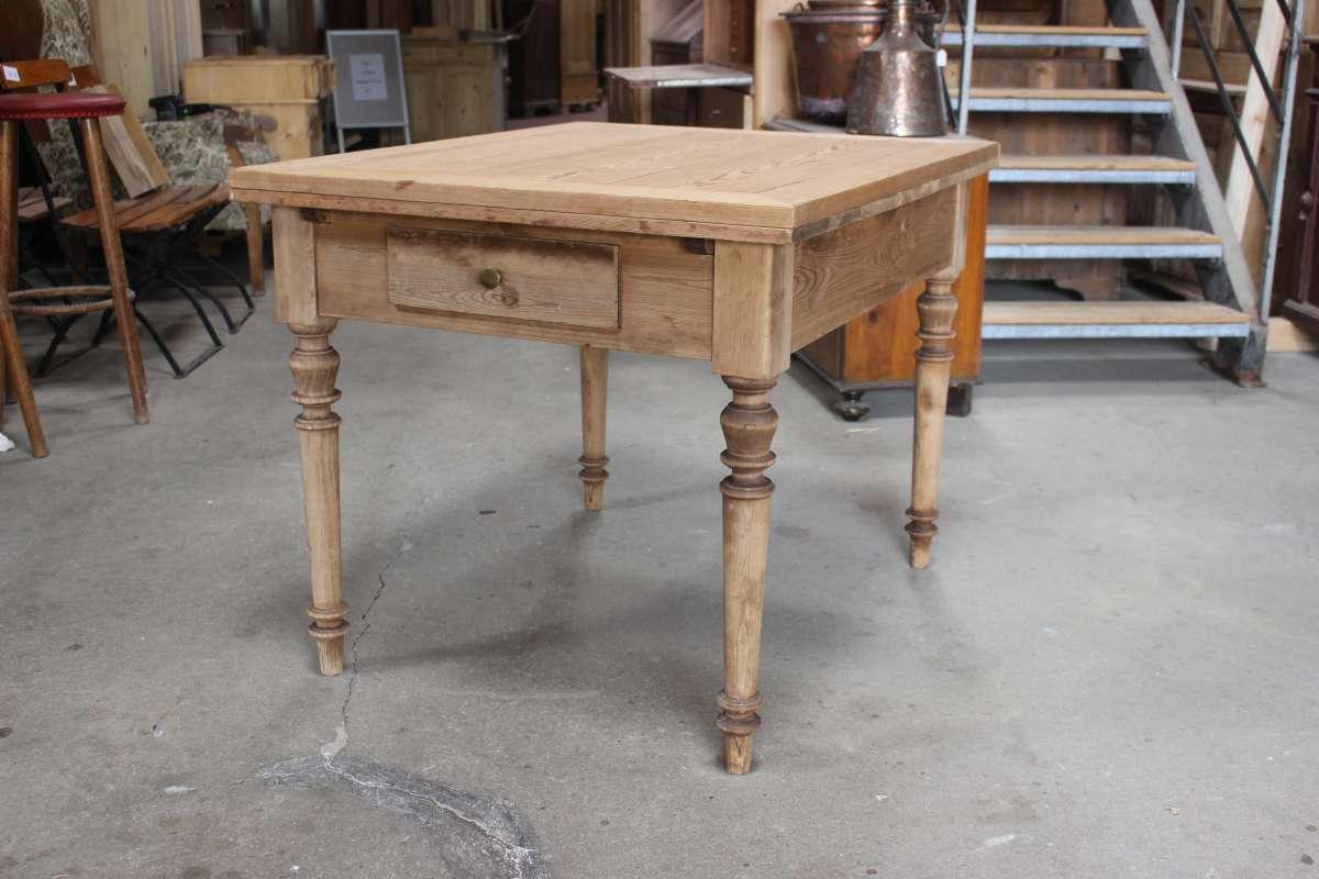 Tisch Kuchentisch Grunderzeit Ausziehbar