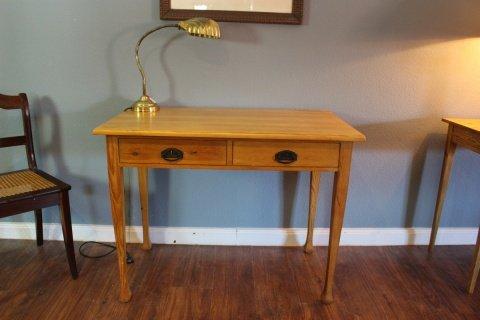 Alter Schreibtisch, kleiner Schreibtisch, Jugendstil (Art.-Nr. 03104)