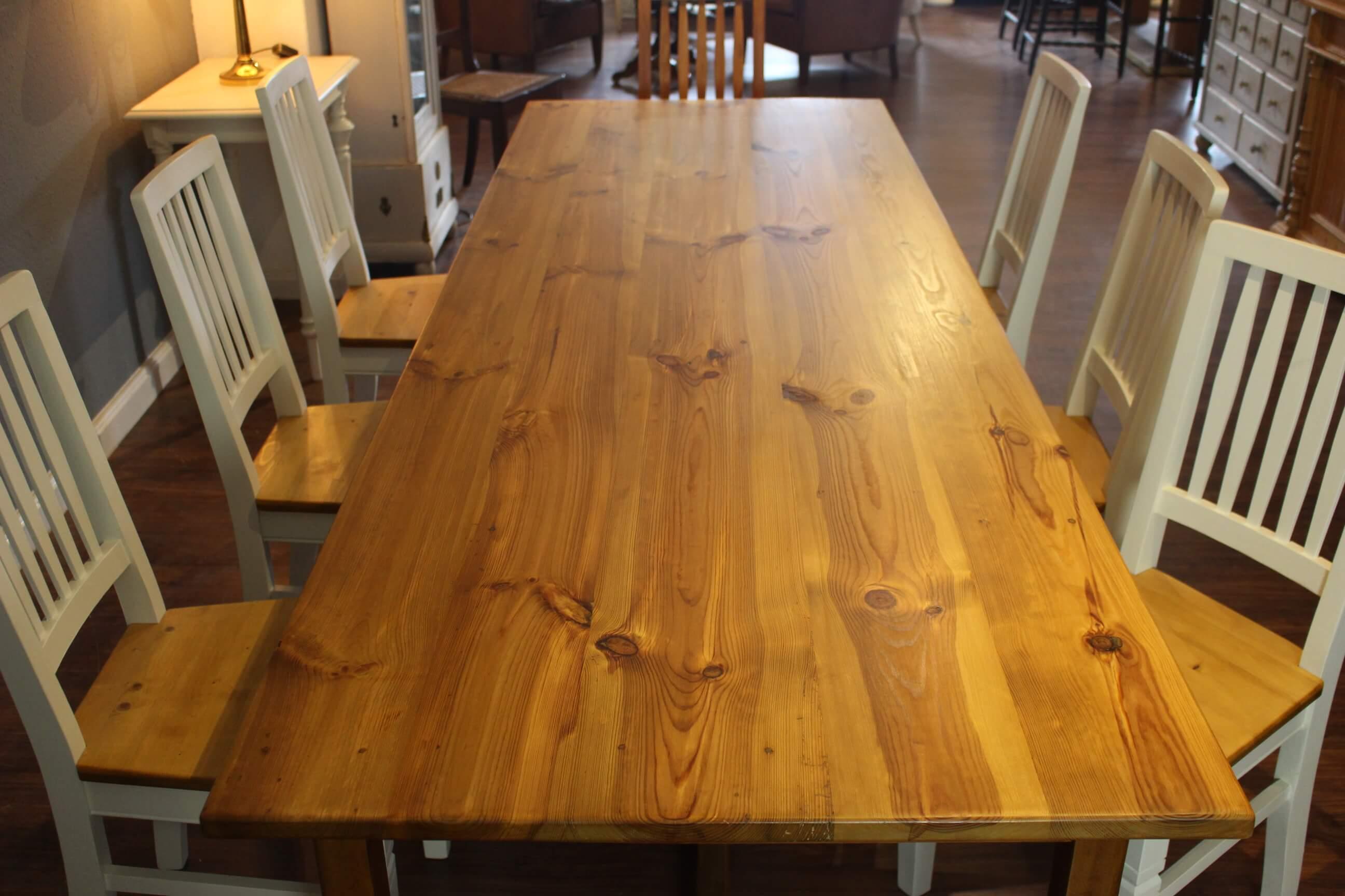 Großer Esstisch für bis zu 10 Personen (Art.-Nr.: 0106)
