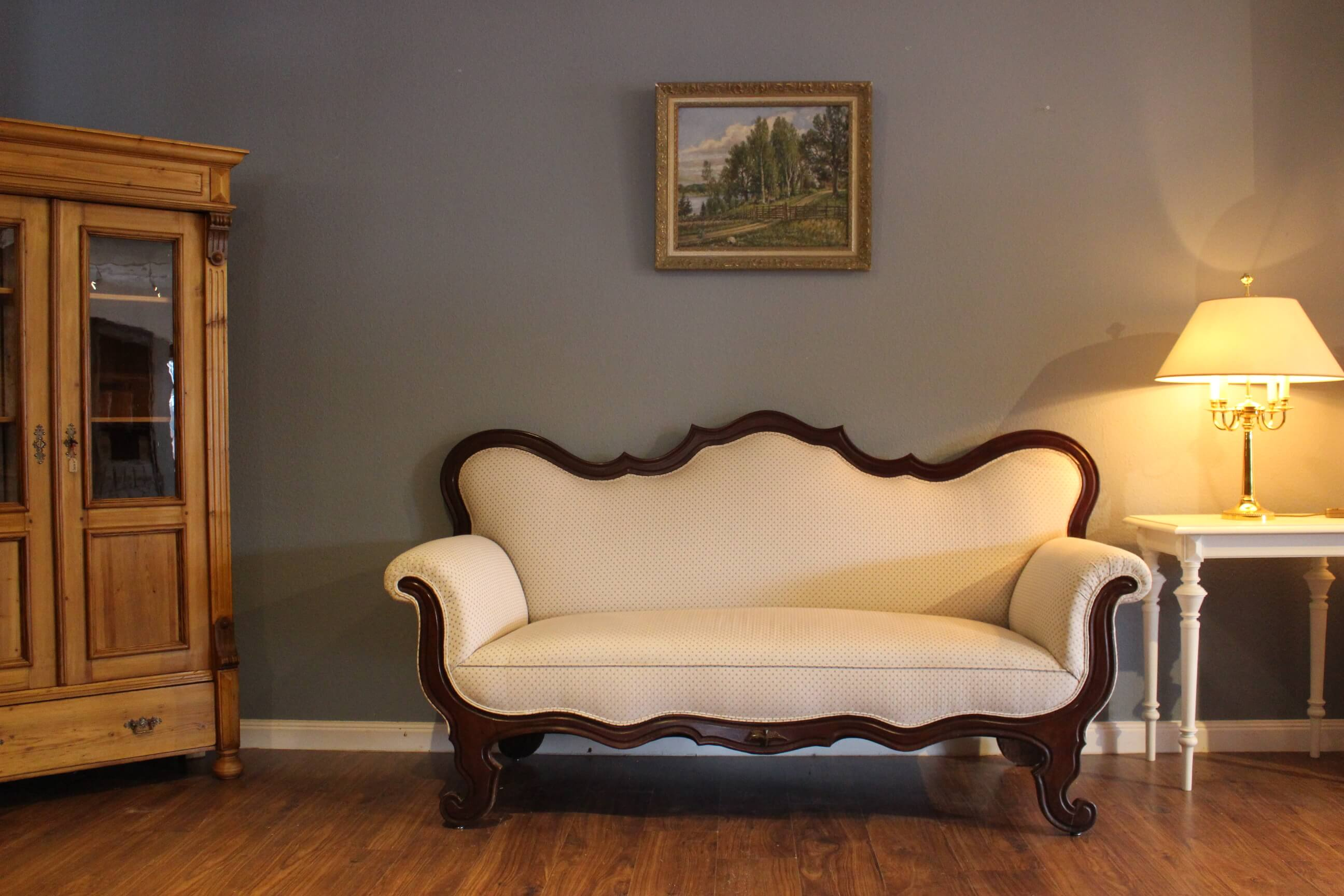 Altes Biedermeier Sofa (Art.-Nr.: 0103)