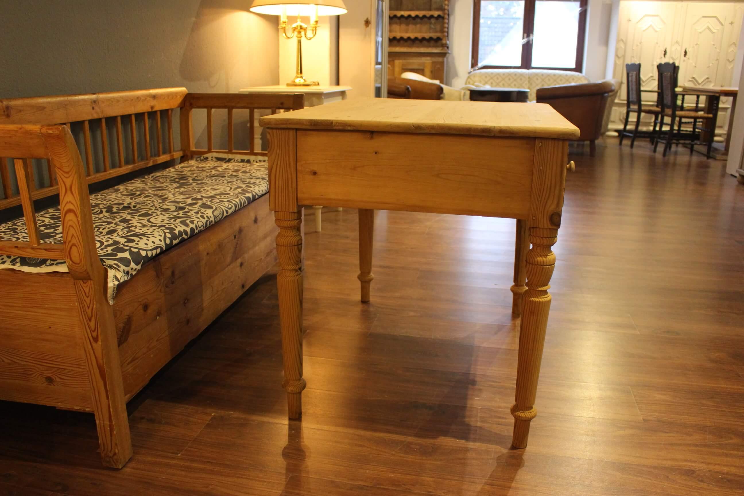 Tisch Küchentisch Gründerzeit (Art.-Nr. 0129)