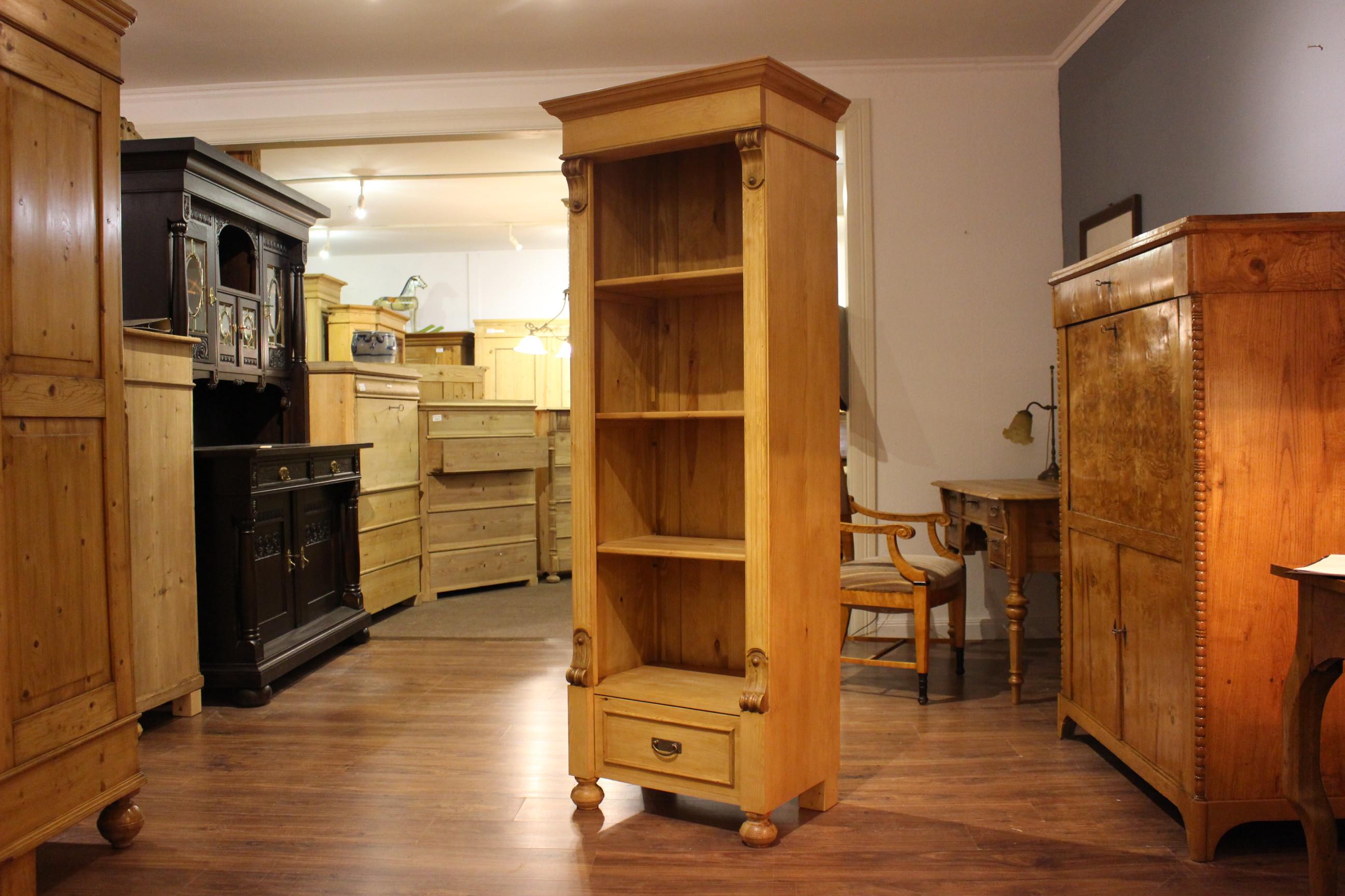 Bücherregal Kiefer (Art.-Nr.: 03130)
