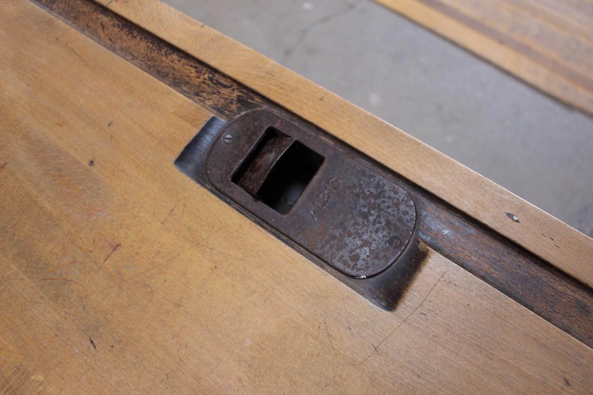 Antike Schulbank (Art.-Nr. 03461)