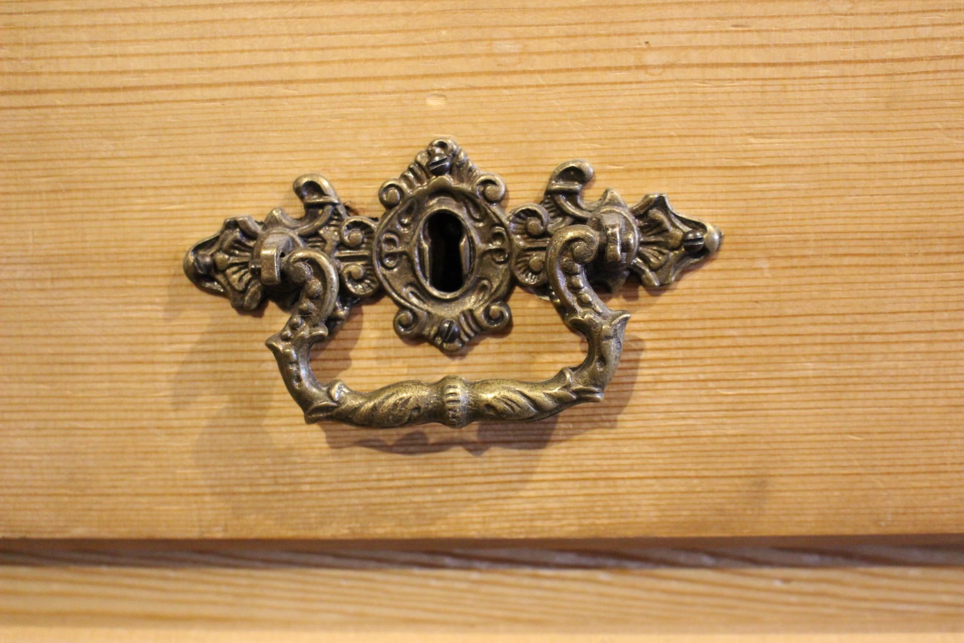 Antike Kommode Biedermeier (Art.-Nr. 03439)