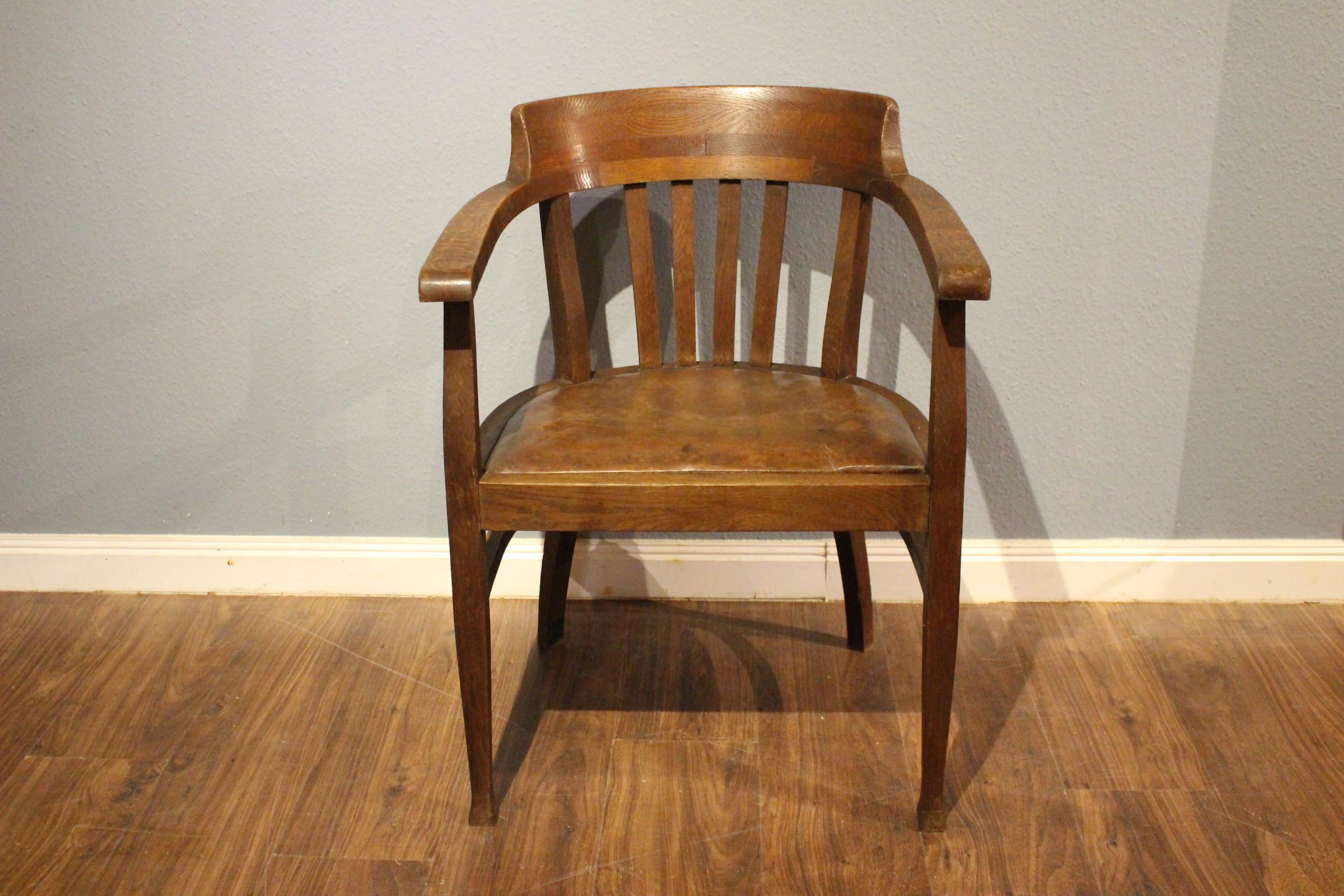 Armlehnstuhl Sessel Jugendstil (Art.-Nr.: 03530)