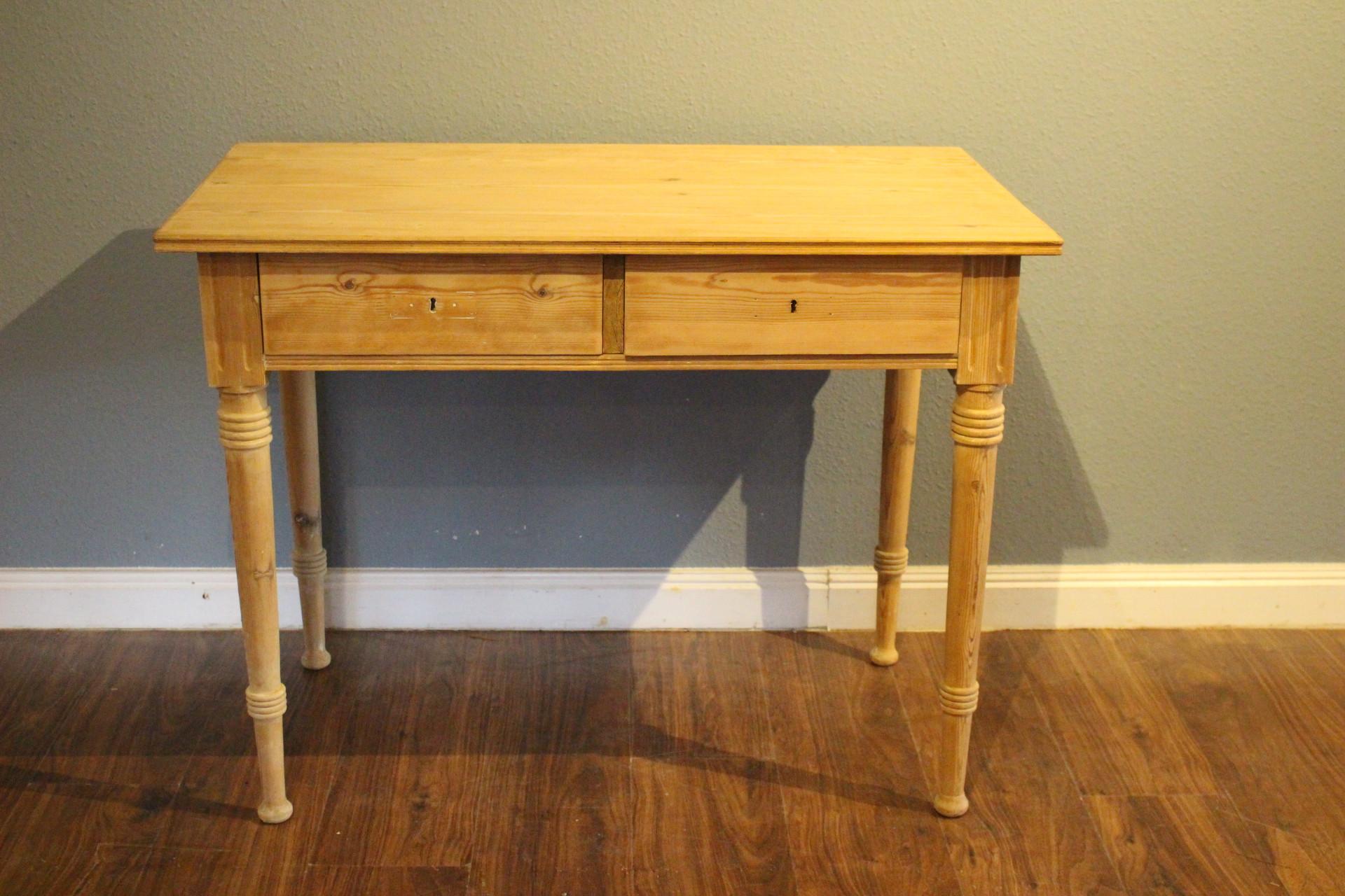 Kleiner Jugendstil Tisch, Schreibtisch (Art.-Nr.: 03447)