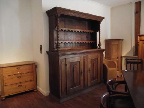 Kannenstock Buffet, um 1760, Eiche, restauriert (Art.-Nr.: 01953)