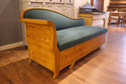 Schwedisches Chaiselongue Sofa Recamiere (Art.-Nr.: 02924)