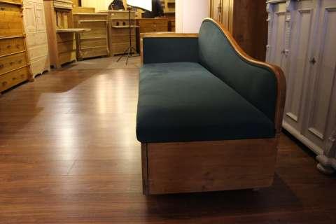 Schwedisches Chaiselongue Sofa Recamiere (Art.-Nr. 02924)