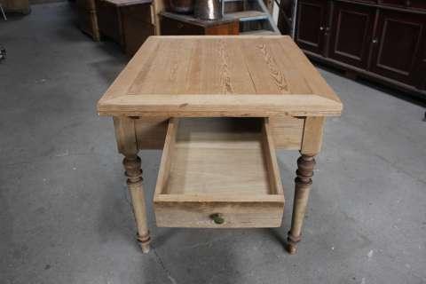 Tisch Küchentisch Gründerzeit ausziehbar (Art.-Nr. 03008)